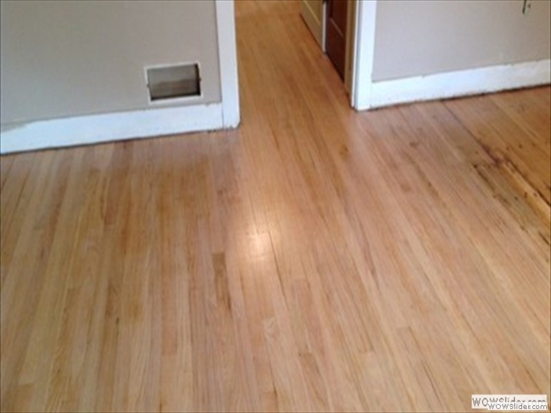 Bruce Johansson Sandman Hardwood Floors